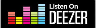 Button for listening on deezer